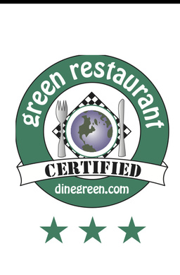 RCDS Dining Hall is a 3 Star Certified Green Restaurant