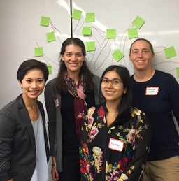 RCDS Students and Faculty Present at Sustainability Conference