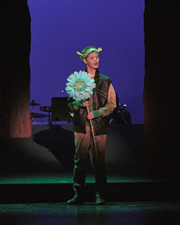 Middle School Wows with Shrek