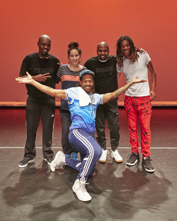 Strong Family Visiting Artists Program Brings Hip Hop Dance Company to RCDS