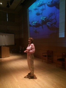 Conservationist Author Visits Campus