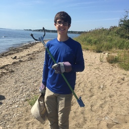 Students Lend a Hand - Coastal Cleanup Day
