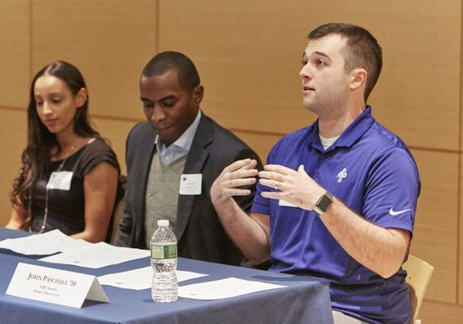 RCDS Hosts Alumni Panels