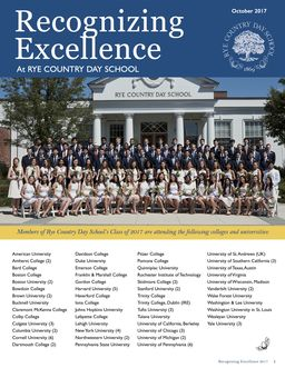 Excellence Newsletter - 2017