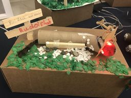 Lower School Students Showcase Integrated STEAM Projects