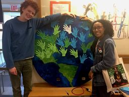Students Attend Sustainability Through Student Voices Conference