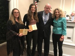 RCDS Honored for Sustainability Leadership by Rye Sustainability Committee