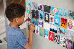 All-School Art Exhibition & Spring Film Festival [Photo Gallery]