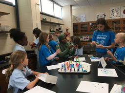 Fun with Science at the Lower School STEAM Fest