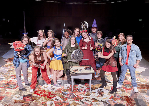 Upper School Fall Play: She Kills Monsters [Photo Gallery]
