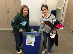 America Recycles Day Marks the Start of the RCDS Recycle Challenge