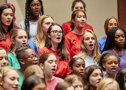 Grades 5-12 Winter Choral Concert [Photo Gallery]