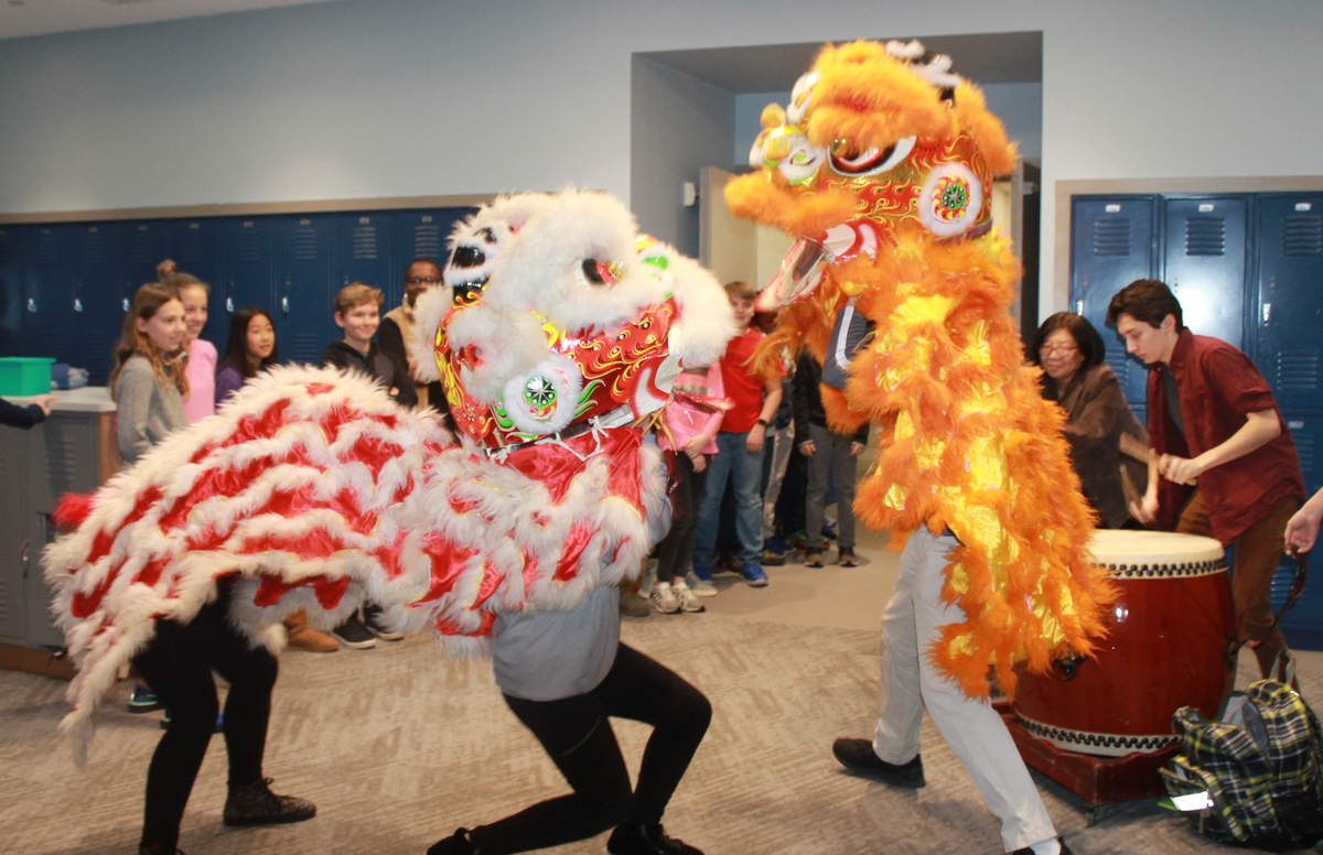 Citizenship Spotlight: Students Celebrate The Chinese New Year