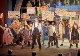 Upper School Musical: Urinetown [Photo Gallery]