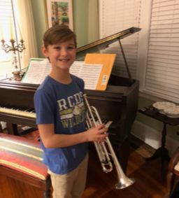 Stephen Vumbacco Selected for NYS Honor Band