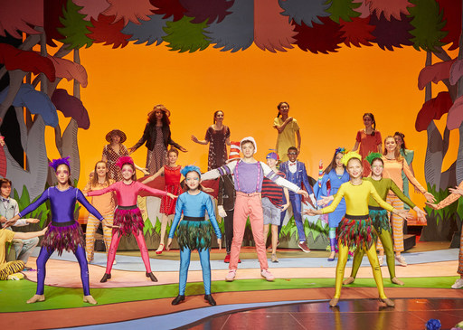 MS Musical: Seussical Jr. [Photo Gallery]