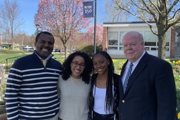 Citizenship Spotlight: Seniors Honored with Princeton Prize in Race Relations