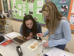 Knowledge Spotlight: Students in AP Bio Design Experiments to Study Animal Behavior