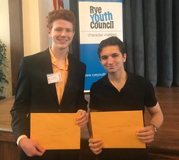 Recognizing Excellence: Rye Youth Council Awards Seniors