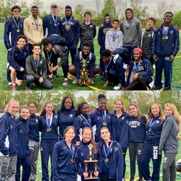 RCDS Varsity Track & Field Teams Win Big at the 2019 FAA Championships