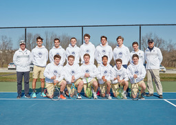 Boys' Varsity Tennis [Photo Gallery]
