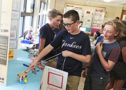 Innovation Fair Showcases STEAM Projects