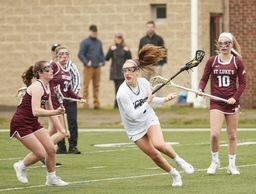 Charlotte Price Named All-American by US Lacrosse