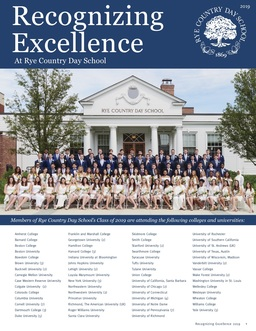 Excellence Newsletter - 2019