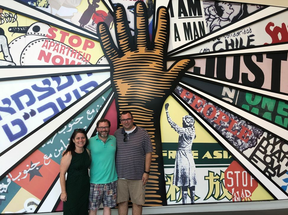 Three RCDS Faculty Members Travel to Atlanta, Montgomery, Selma, and Birmingham to Enhance Curriculum and Research a Similar Trip for the Eighth Grade
