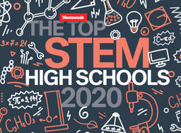 RCDS Ranked among Top 200 STEM High Schools by Newsweek and STEM.org