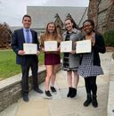 Four RCDS Seniors Nominated for the John Carey Award for Human Rights