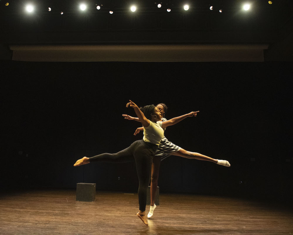 Students showcase original choreography [Photo Gallery]
