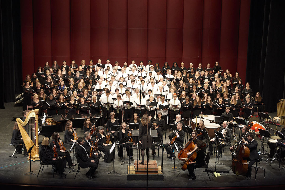 Festival Chorus: Community in Song
