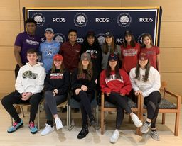 Twelve Wildcats Will Continue Their Athletic Career in College
