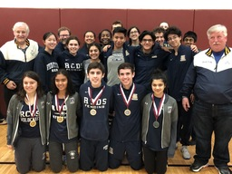 Five RCDS Fencers Medal in the ISFL Individual Tournament