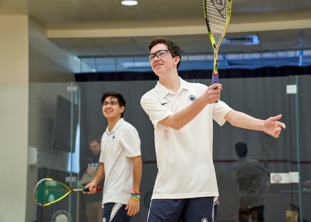 2020 Boys' Varsity Squash [Photo Gallery]