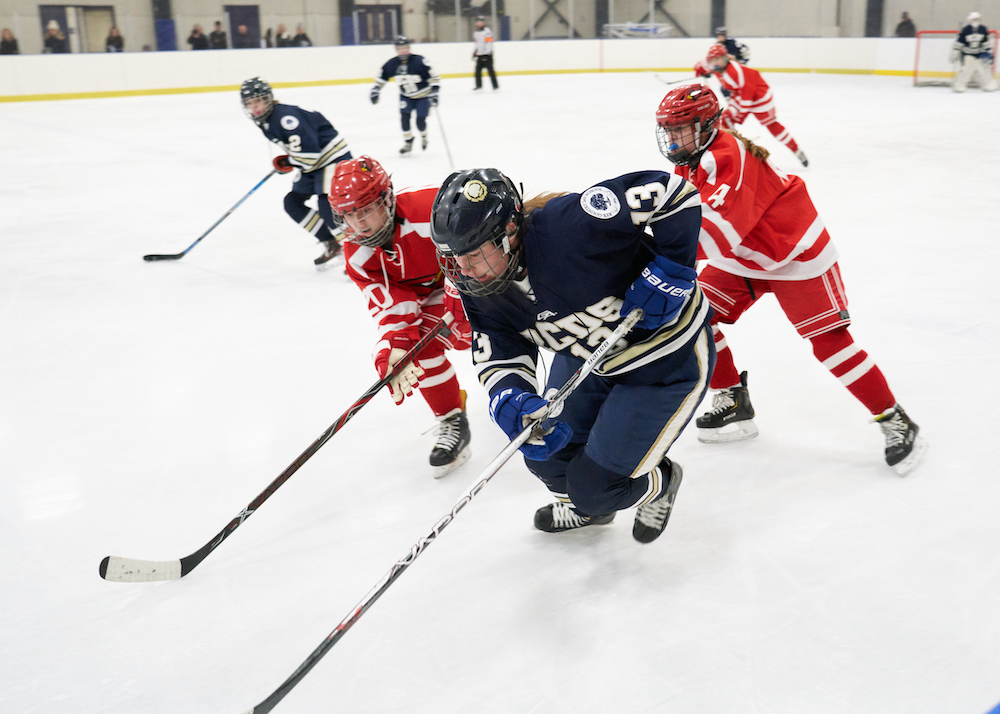 2020 Girls' Varsity Ice Hockey [Photo Gallery]