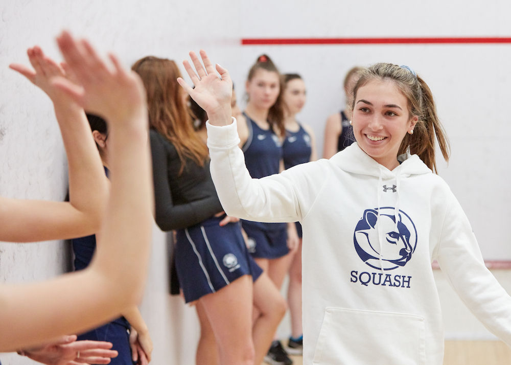 2020 Girls' Varsity Squash [Photo Gallery]