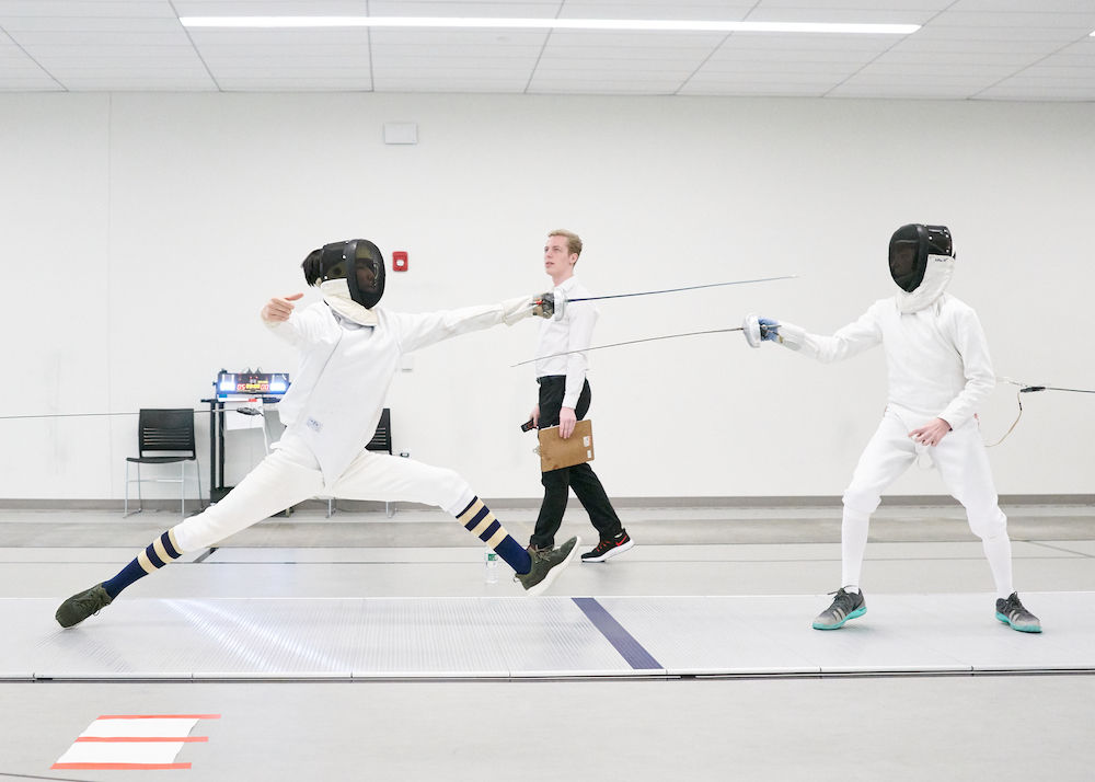 2020 Varsity Fencing [Photo Gallery]