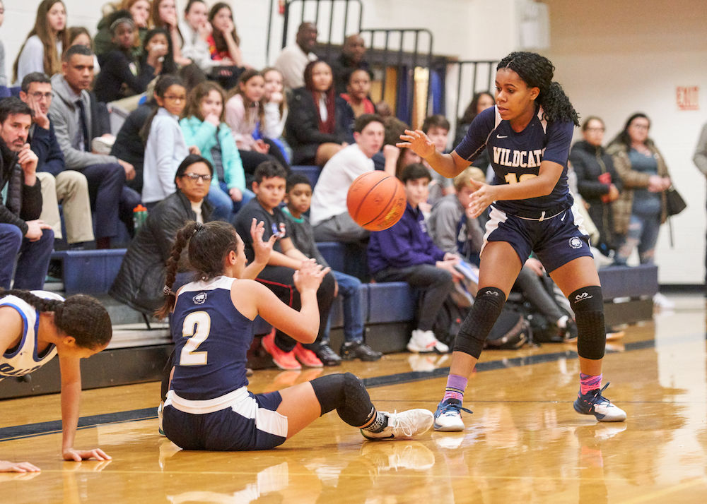 2020 Girls' Varsity Basketball [Photo Gallery]