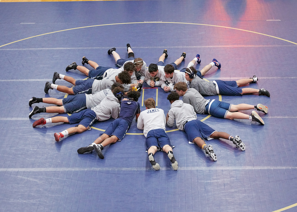 2020 Boys' Varsity Wrestling [Photo Gallery]