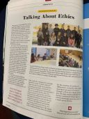 RCDS Ethics Project Featured in Independent School Magazine
